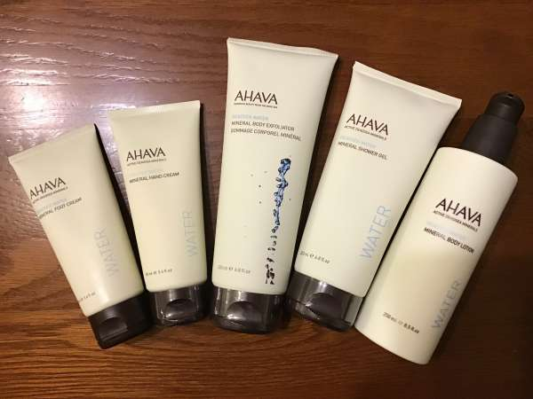 AHAVAのコスメシリーズ