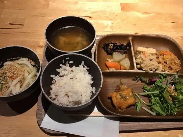京都の都野菜 賀茂のランチ