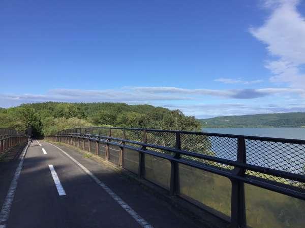 北海道のサイクリングロード