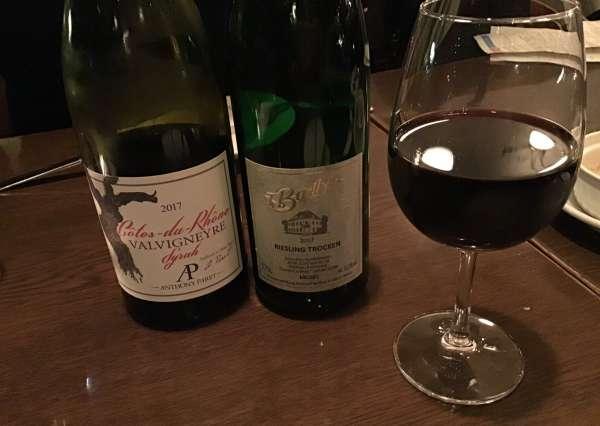 Huitのワイン
