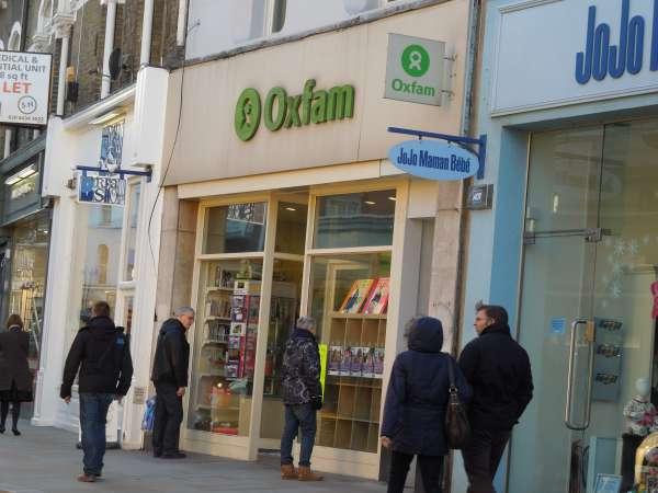 oxfamショップ