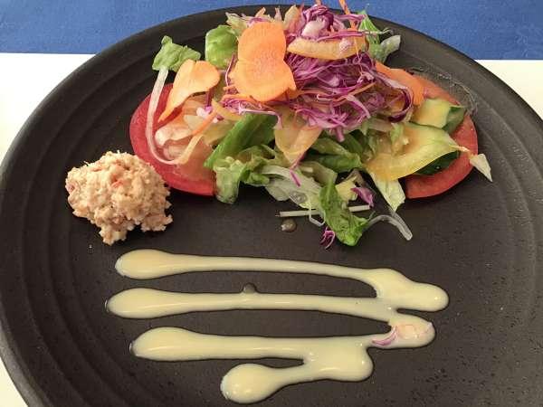 彩り新鮮野菜サラダ