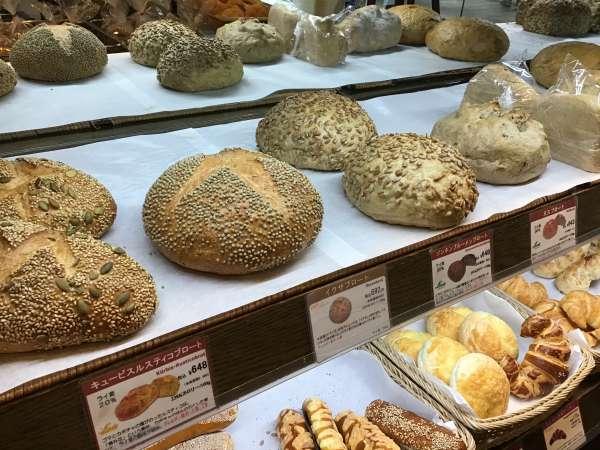 吉祥寺リンデのドイツパン