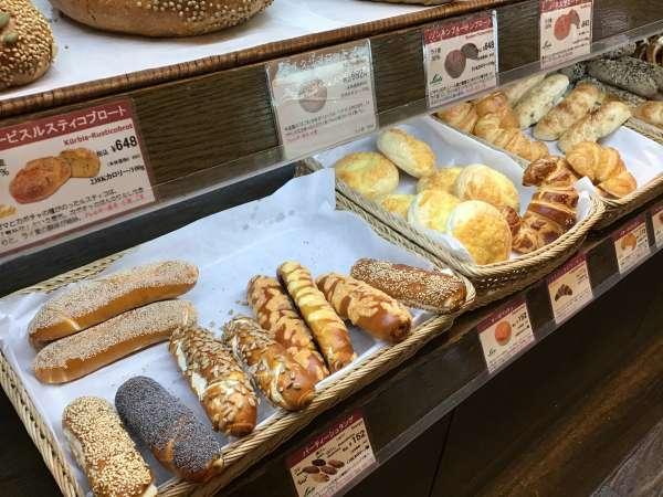 リンデのドイツパン