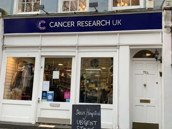 Cancer research Hampstead