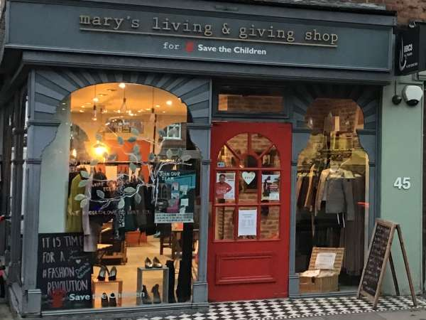 mary's living & giving shop