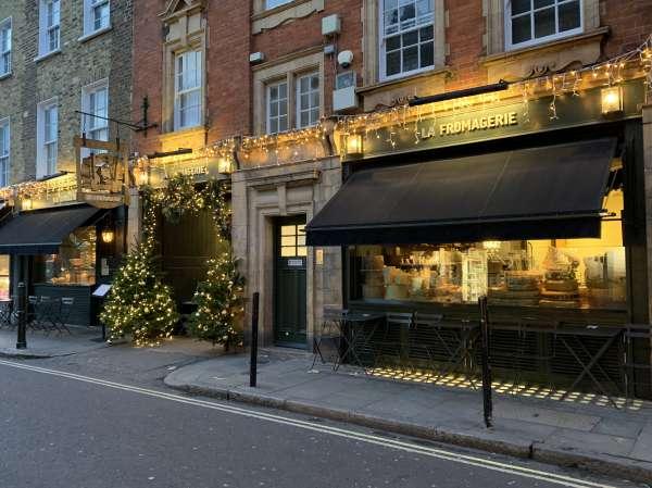 Maryleboneハイストリート