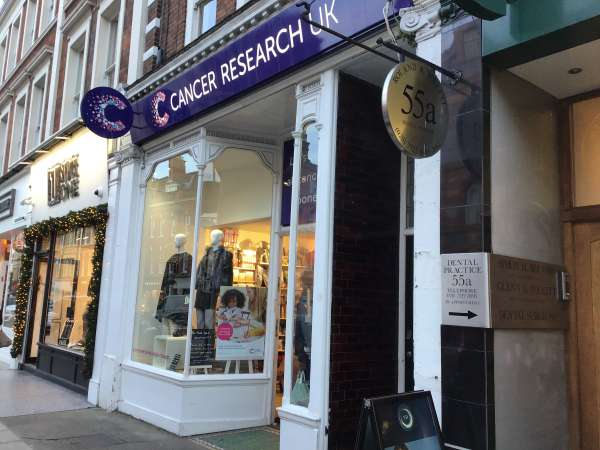 Cancer Researchの外観
