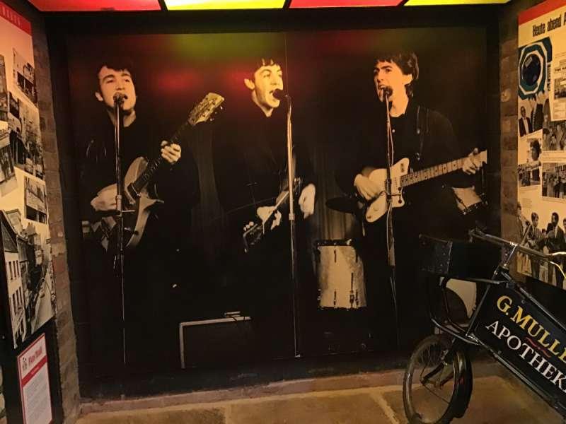 ビートルズの博物館