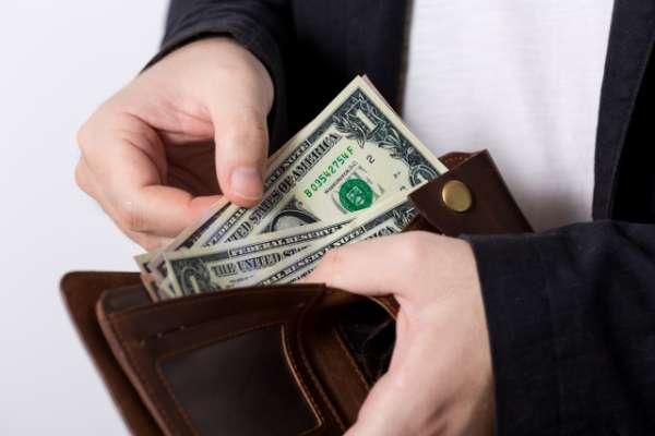 外貨と財布