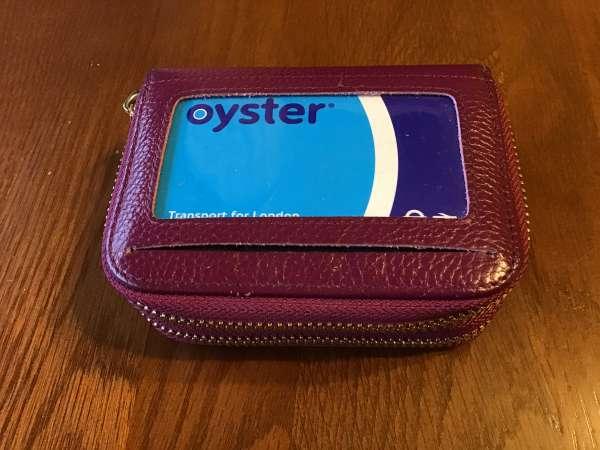 以前に使っていた財布