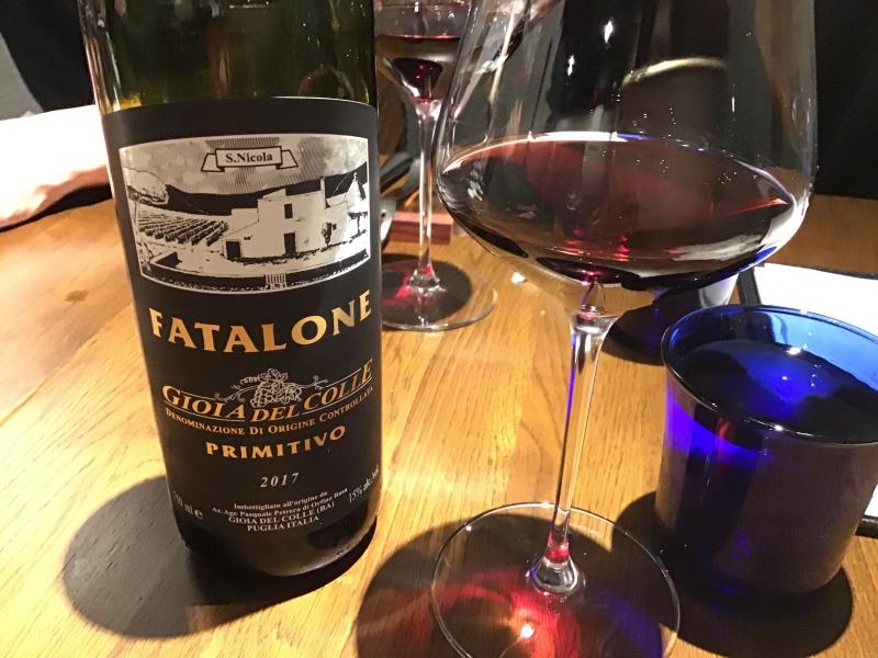 Lupi32のワイン