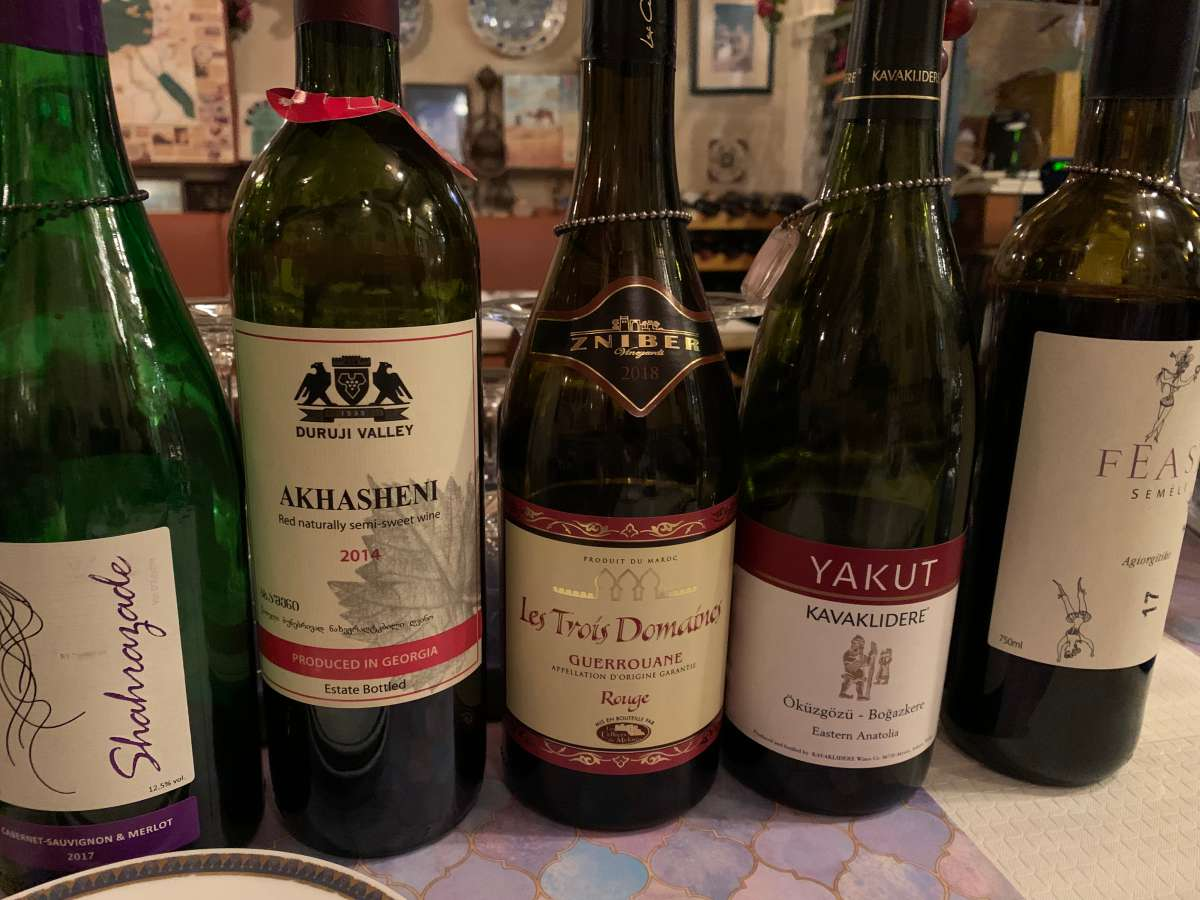 カルタゴのワイン