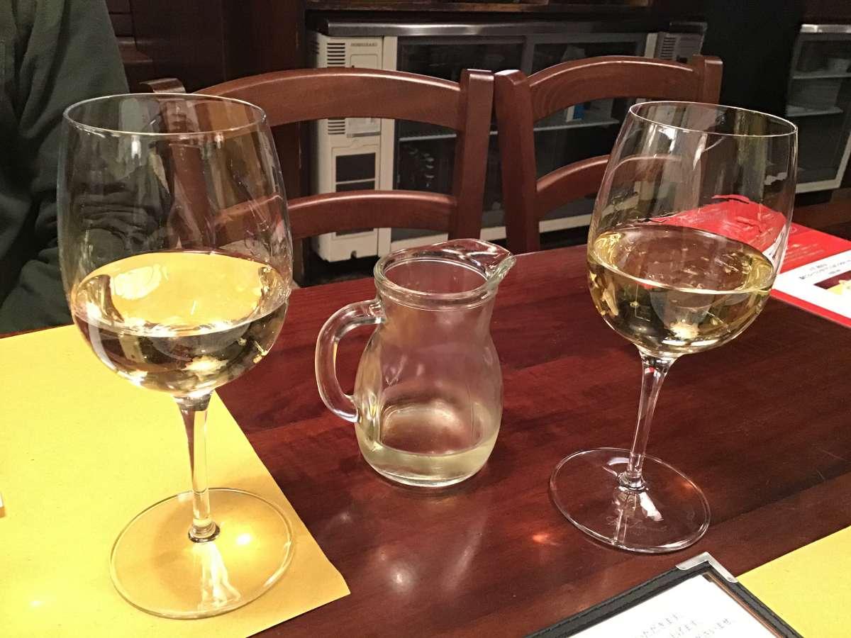 イルバーカロの白ワイン