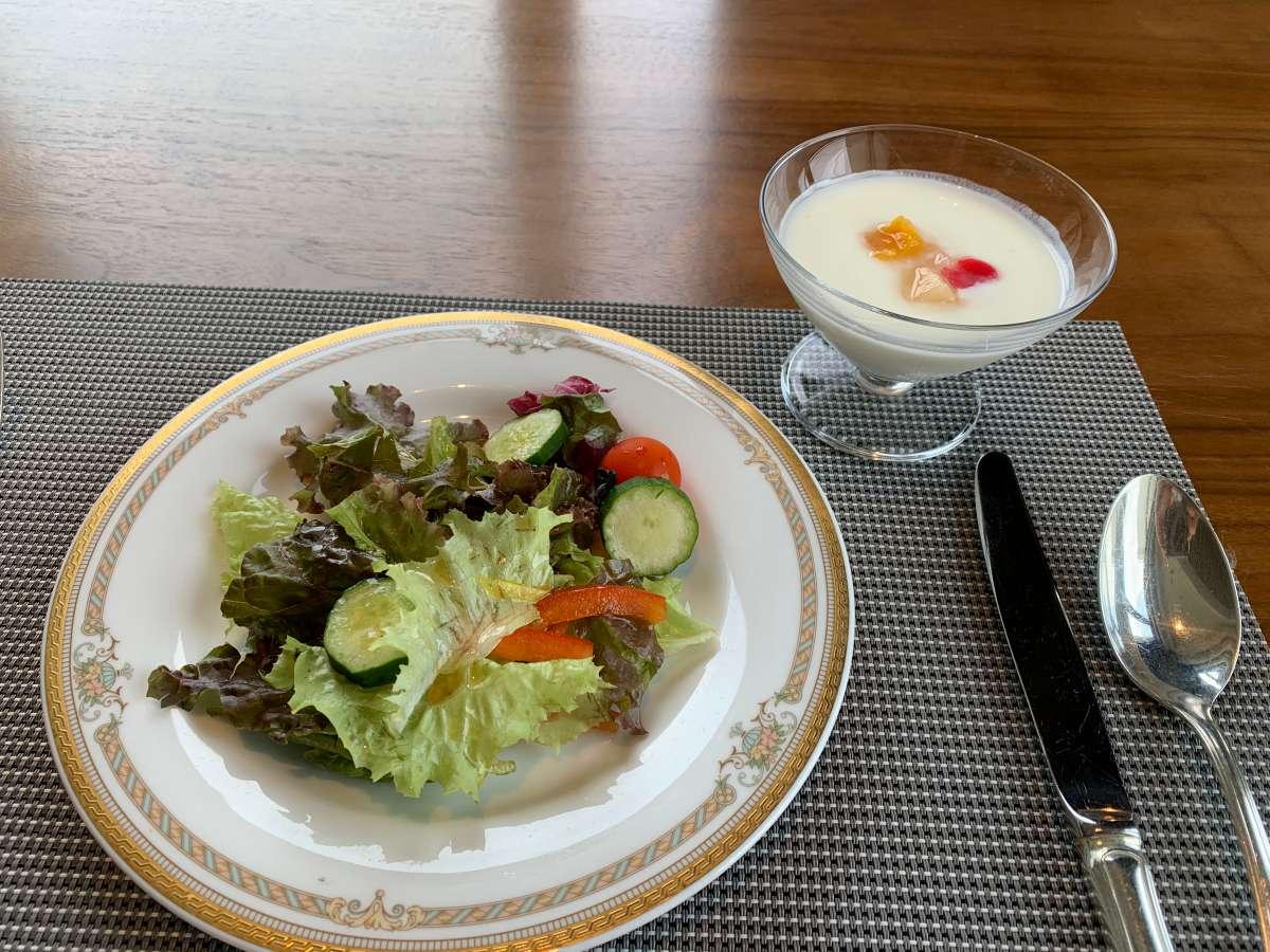 グランドニッコー東京台場の朝食